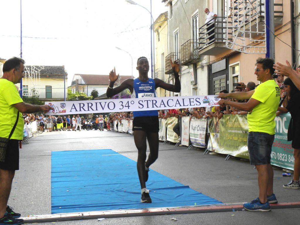 XXXIV StraCales: festeggiano Sare e Picardi  Festosa per ogni età la Family Run