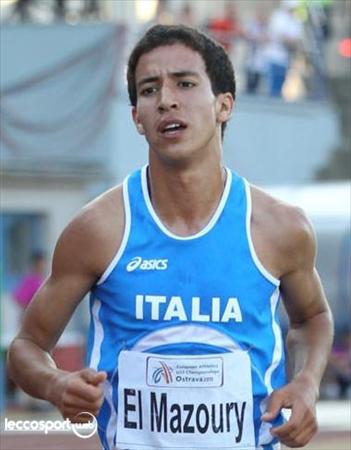 Sesto l'azzurro Ahmed El Mazoury nella Mezza Maratona di Usti nad Labem