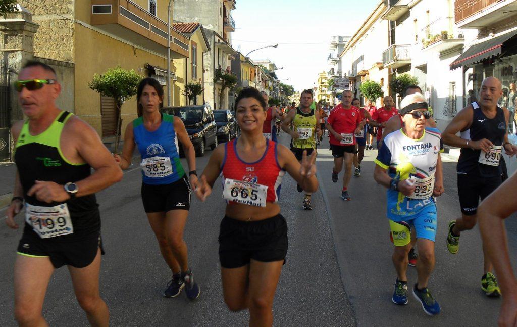 """""""Corri Road Runners"""" a Maddaloni:  successo per Lembo e Amodio"""