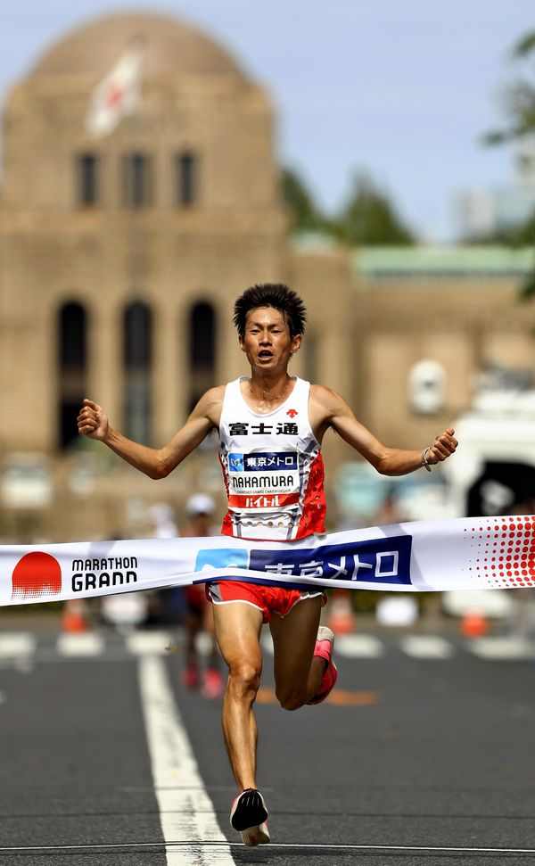 Risultati maratona di Tokyo valida come selezione per le Olimpiadi 2020