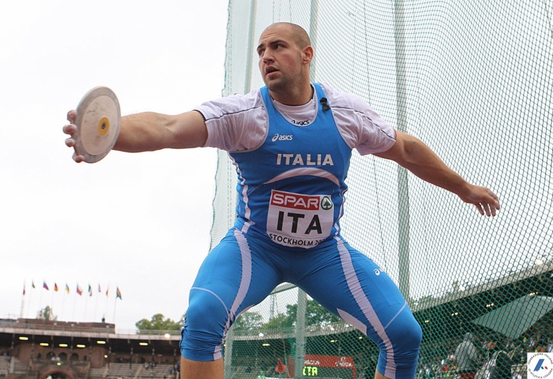 Mondiali Doha: eliminato Giovanni Faloci nel disco