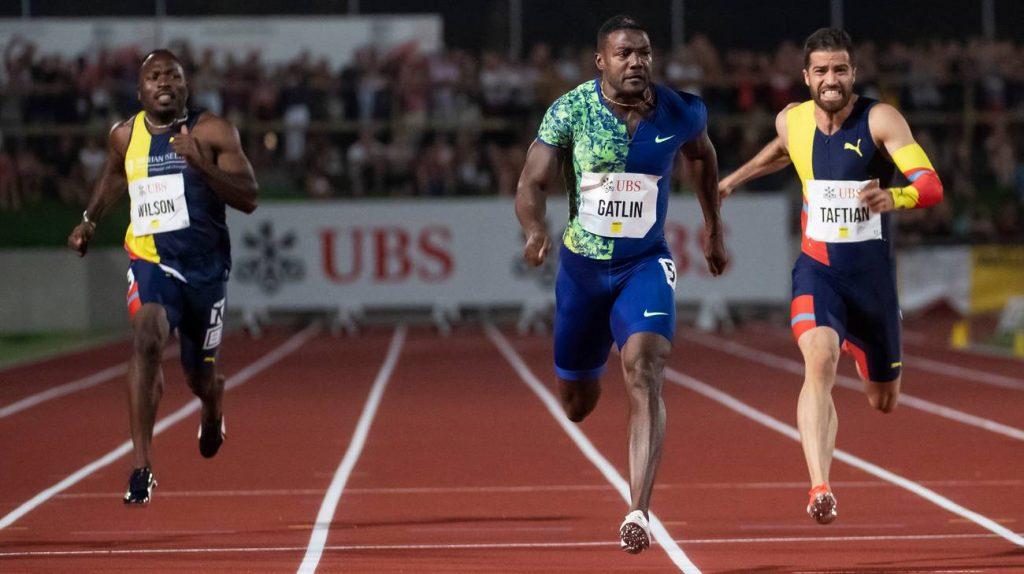 "Bellinzona: Justin Gatlin vince i 100 metri con 9""97"