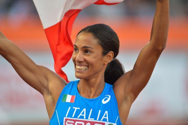 Libania Grenot dopo 9 anni riceve il bronzo europeo dei 400 metri di Barcellona 2010!