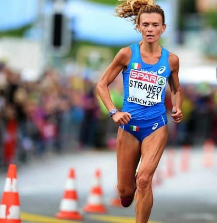 Valeria Straneo terza con il record stagionale nella Maratonina Internazionale Città di Udine