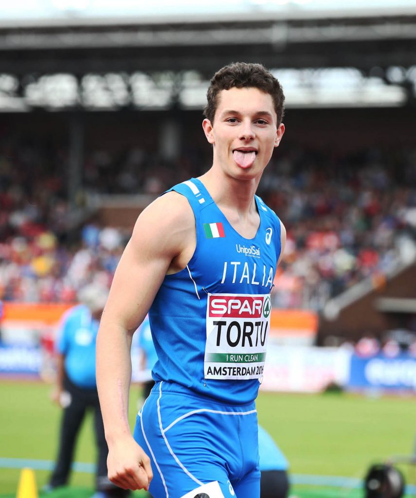 Mondiali Doha: un super Filippo Tortu vola in finale nei 100 metri