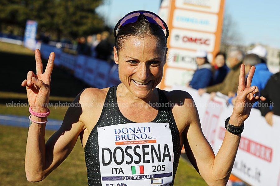 Sara Dossena vince la Straferrandina davanti a Giovanna Epis -Classifiche