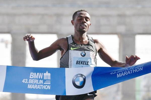 """Kenenisa Bekele si aggiunge ai """"super big"""" della Maratona di Berlino"""
