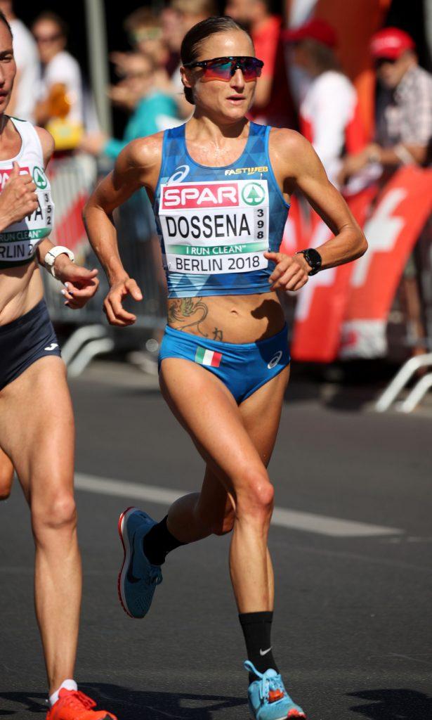 Mondiali Doha: drammatico  ritiro di Sara Dossena