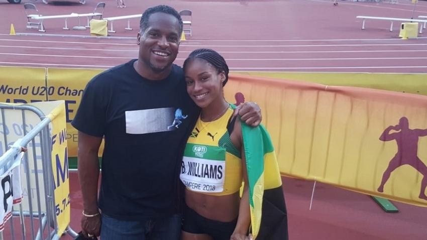 Ultim'ora Doha: Briana Williams nonostante il richiamo per doping,  potrà correre i 100 metri