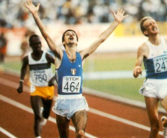 Road to Doha: gli ORI degli azzurri, il video di Alberto Cova Helsinki '83