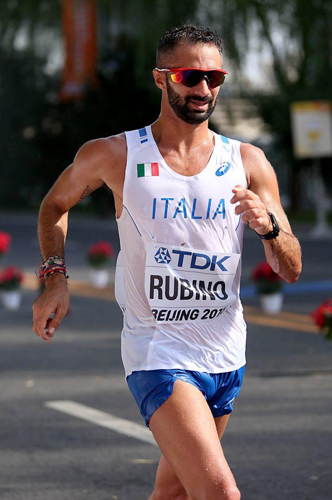 Giorgio Rubino costretto a rinunciare alla 20 km di marcia dei Mondiali di Doha