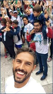 IL CENTRO: WALK & RUN 2019 ANCHE QUEST'ANNO LA SALUTE HA FATTO...CENTRO!
