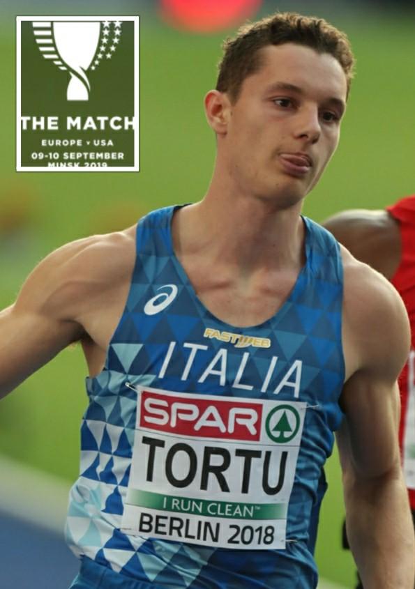 Europa vs Usa live streaming: domani si parte, grande attesa per Filippo Tortu