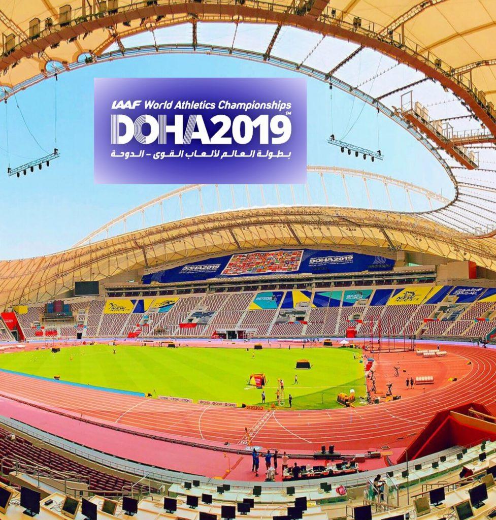 Mondiali Doha: si parte, orario, Tv e azzurri in gara