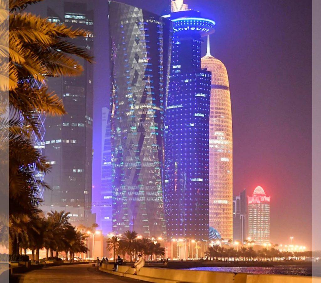 """La brutale Maratona di Doha: partenza a mezzanotte, umidità minacciosa e """"jet lag"""""""