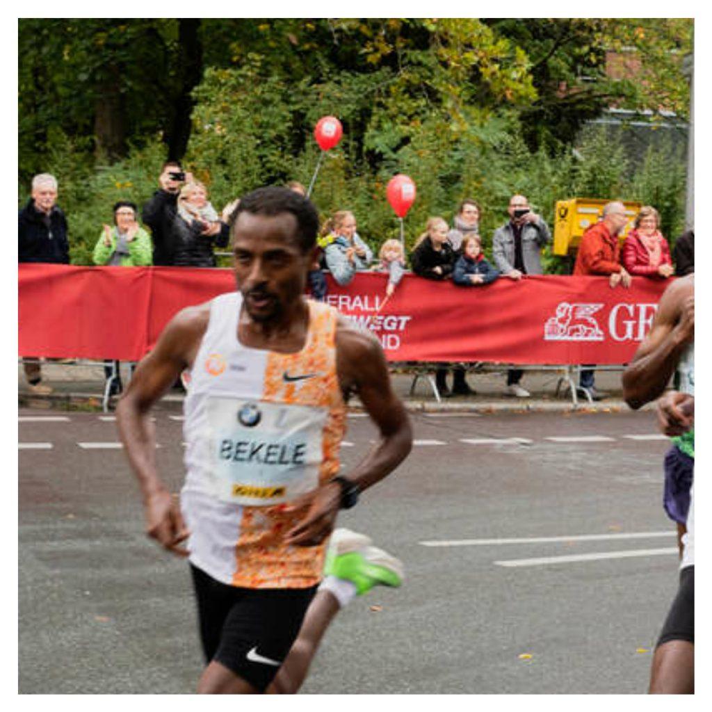 Kenenisa Bekele quasi record mondiale della maratona con 2:01:41 a Berlino