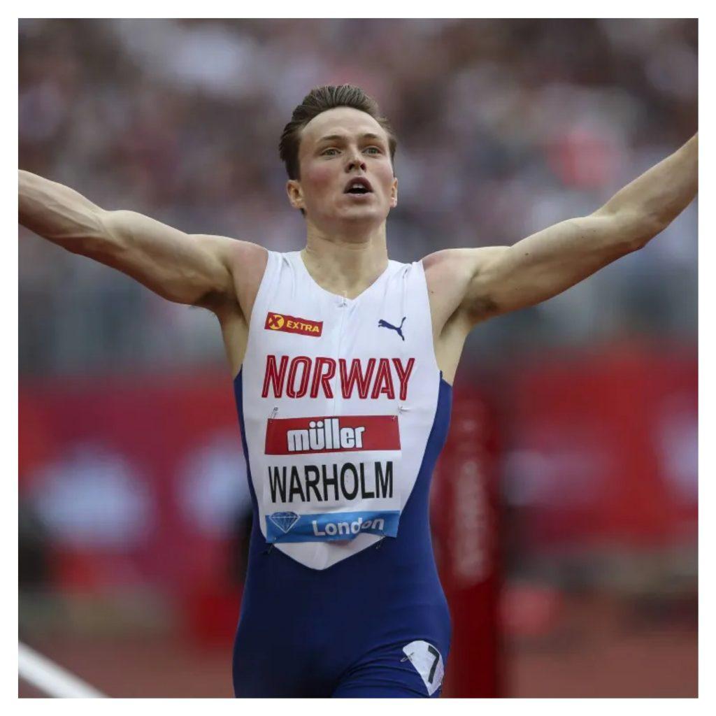 Mondiali Doha: Karsten Warholm domina i 400 ostacoli