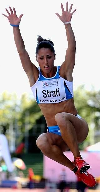 Mondiali Doha: ci sarà anche Laura Strati nel salto in lungo