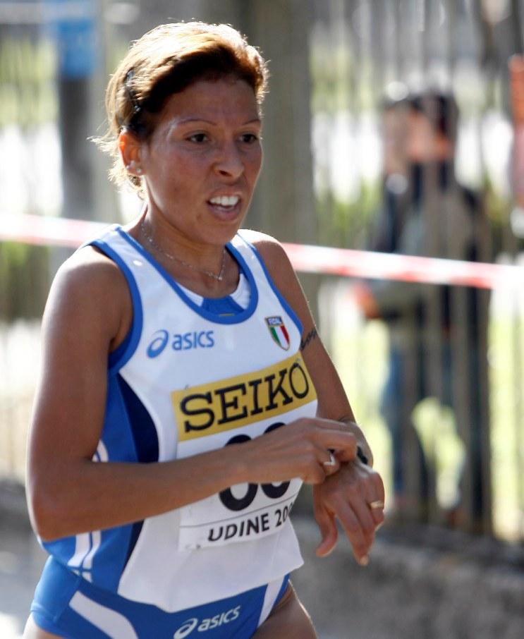 L' azzurra Fatna Maraoui correrà domenica la Rome Half Marathon Via Pacis