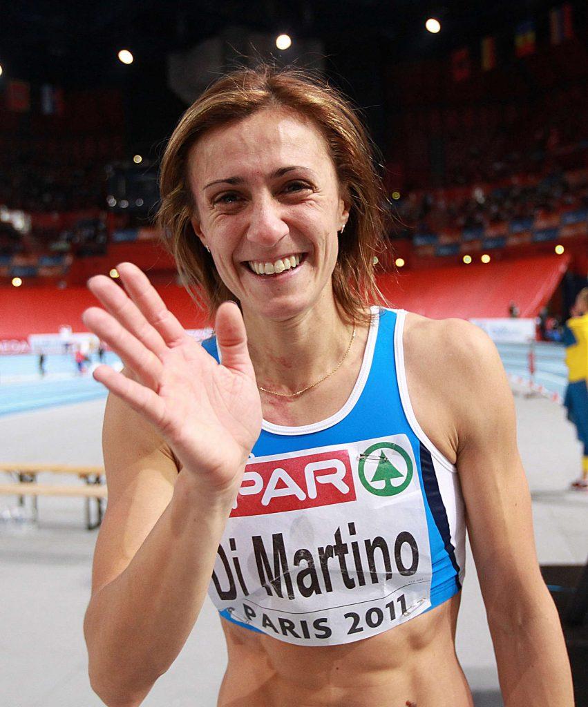 Antonietta Di Martino oggi riceverà a Doha il bronzo dei Mondiali di Berlino 2009