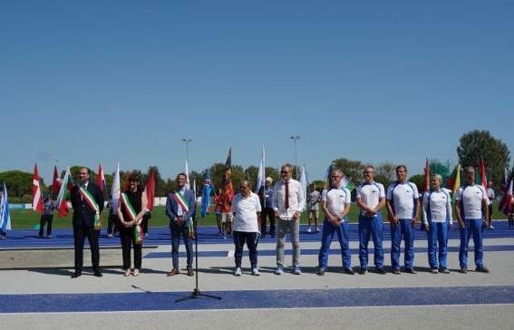 Europei Master Venezia: una grande Italia  chiude con 337 medaglie