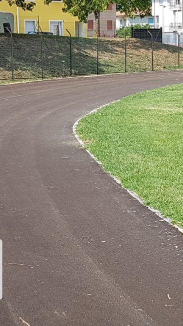 """Confusione pista di atletica """"asfaltata"""" a San Severino (Mc), ora vorrebbero organizzarci un campionato italiano di corsa su strada di pattinaggio"""