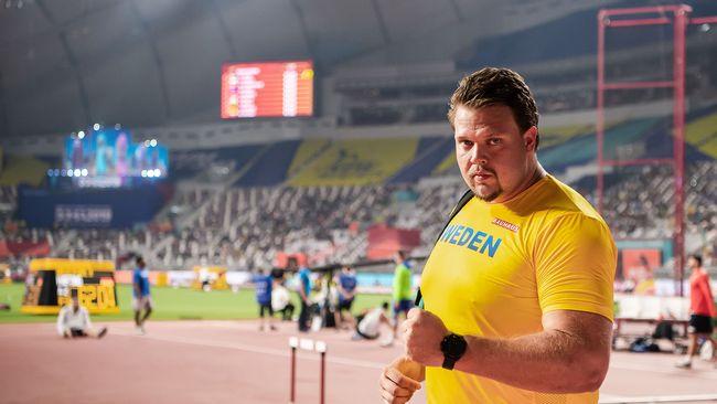 Mondiali Doha: Daniel Ståhl ha vinto l'oro tanto atteso nel disco