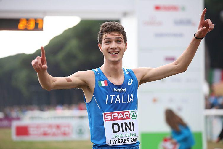 Fatna Maraoui e Lorenzo Dini si aggiudicano i titoli italiani dei 10 chilometri di corsa su strada
