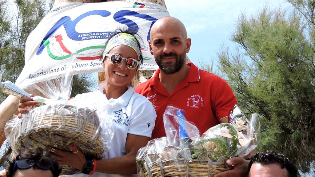Trail Running : Il SVLC Dream TRAIL Golfo di Cofano incorona i suoi vincitori assoluti Carmela Villari e Vito Messina