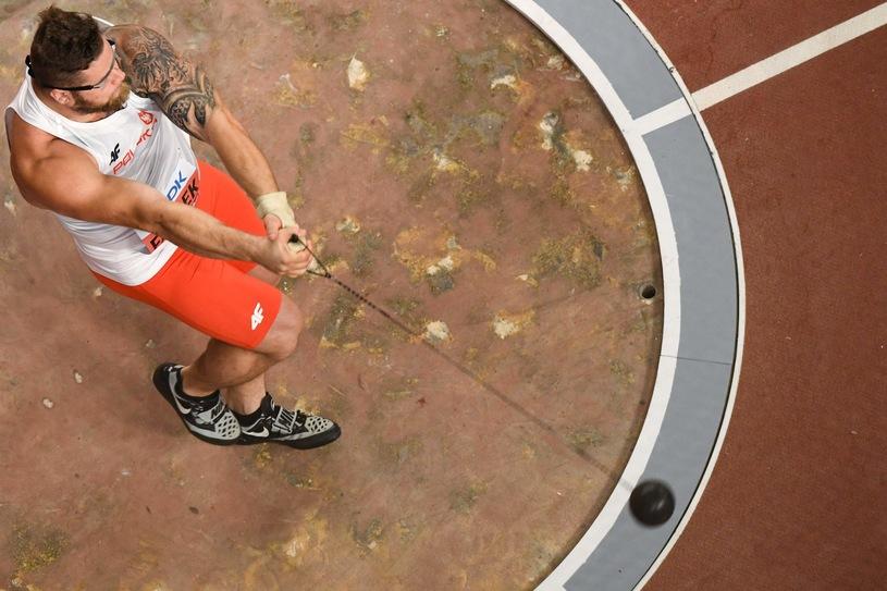 Mondiali Doha: Paweł Fajdek  campione del mondo per la quarta volta consecutiva nel martello