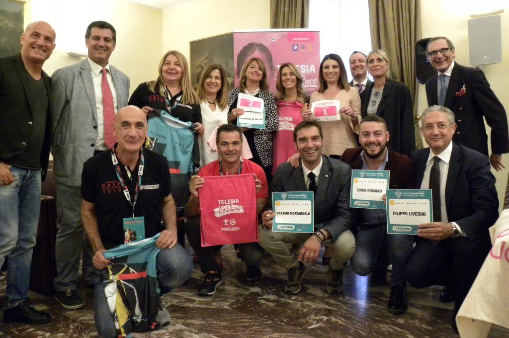 """Telesia Half Marathon: Chiara Marciani guiderà la """"Pink Rage"""