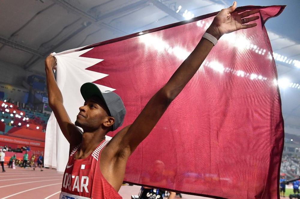 Mondiali Doha: Barshim ritorna con l'oro nell'alto, 8° Tamberi