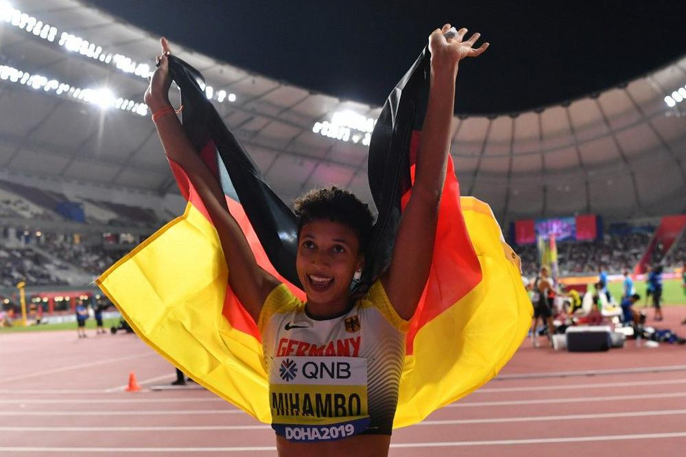Mondiali Doha: Malaika Mihambo vola all'oro nel lungo con 7,30