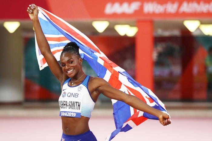 Mondiali Doha: Dina Asher-Smith è la regina dei 200 metri
