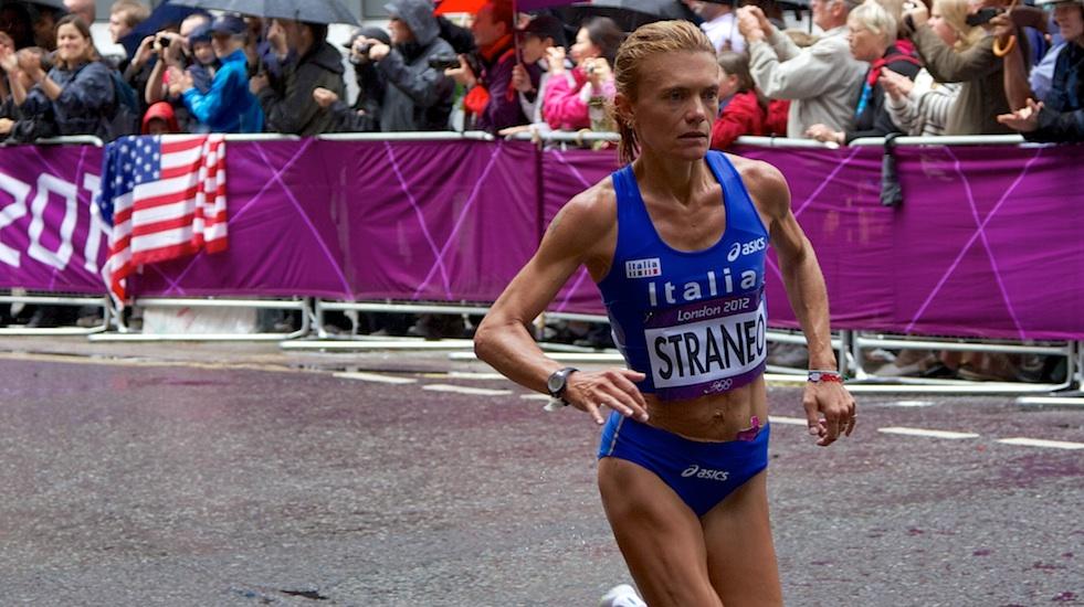 Valeria Straneo terza nella  5^ Telesia Half Marathon