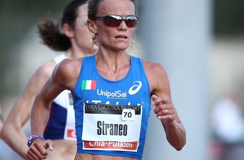 Valeria Straneo correrà domani la TELESIA HALF MARATHON