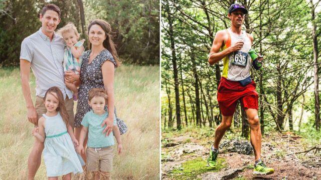 Muore colpito da un fulmine runner 33enne mentre corre una 50 km. in Kansas