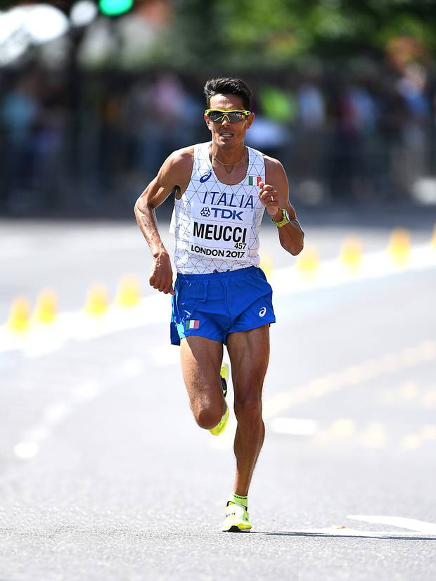 Daniele Meucci atteso domenica nella maratona di Francoforte, LA DIRETTA STREAMING