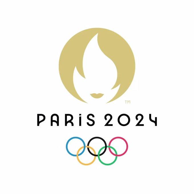Svelato il logo delle Olimpiadi di Parigi 2024