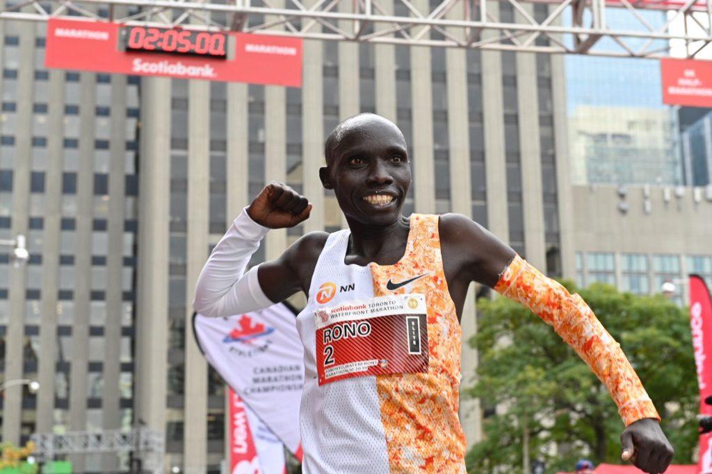 Risultati Maratona Toronto, doppietta keniana e migliori crono di sempre corsi sul suolo canadese