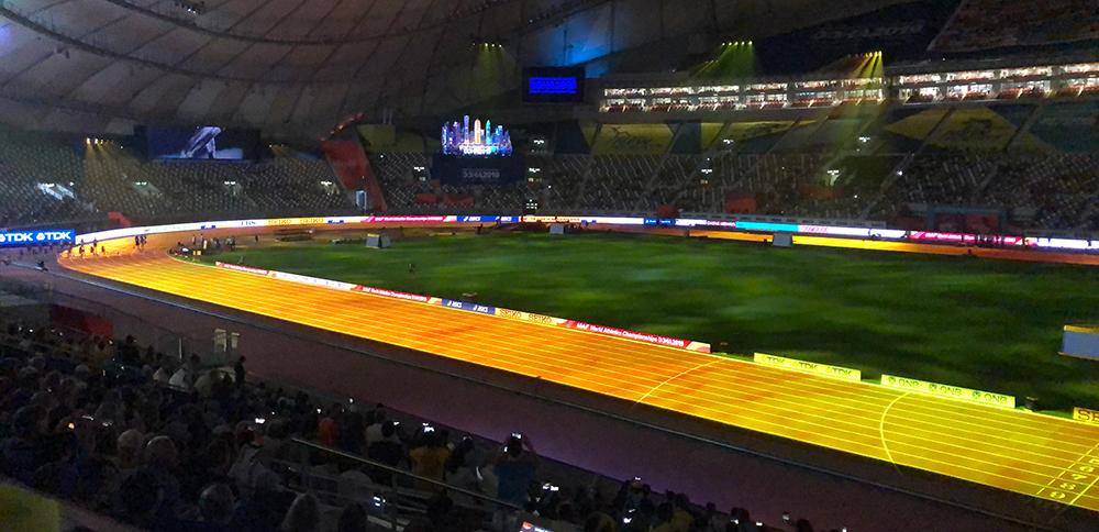Mondiali Doha 6^ giornata: 5 gli azzurri in gara oggi