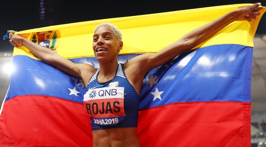 Mondiali Doha: Yulimar Rojas sfiora il record mondiale del triplo