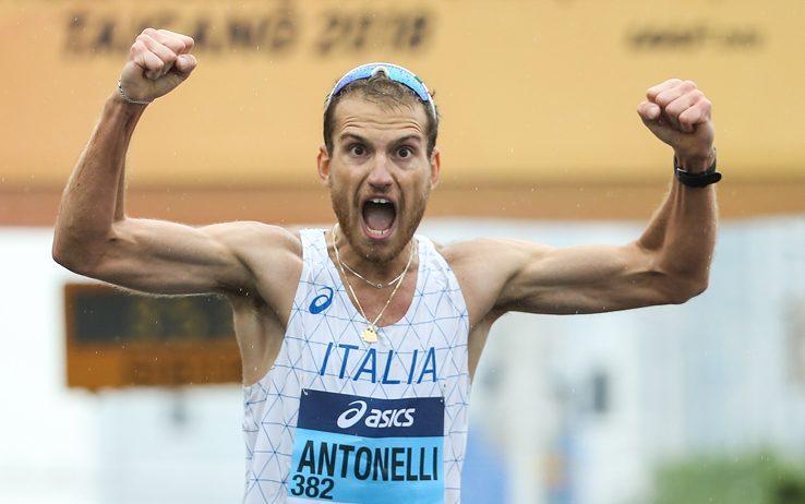 Marcia: Michele Antonelli dal coma ai mondiali di Doha, mai mollare