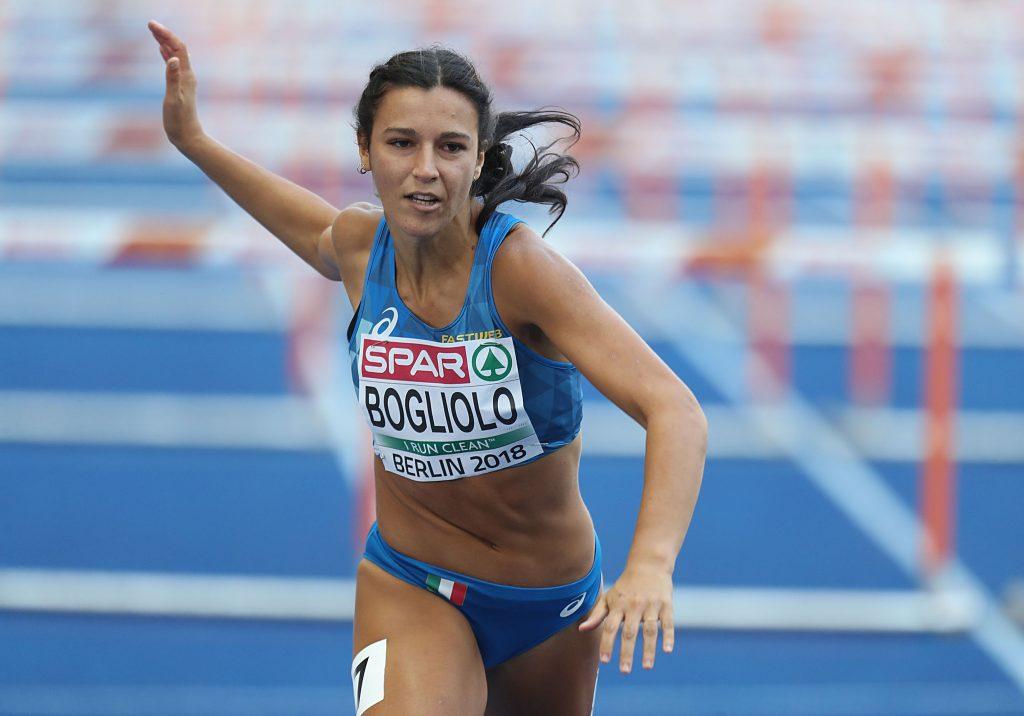 Mondiali Doha: Luminosa Bogliolo vince la batteria e sfiora il PB nei 100 ostacoli