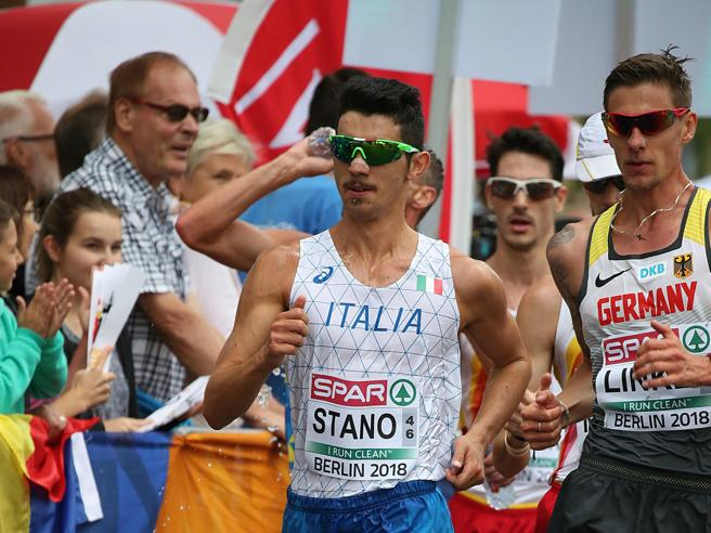 Mondiali Doha: Stano e Giupponi stasera a caccia della medaglia nella 20 Km. di marcia