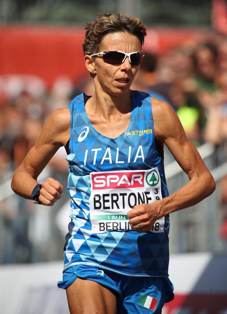 Catherine Bertone domenica annunciata in gara nella 5^ edizione della MezzAosta