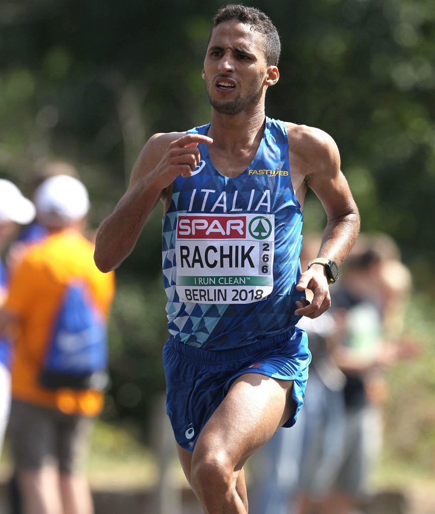 Mondiali Doha: 12° Yassine Rachik nella Maratona amara per i colori azzurri