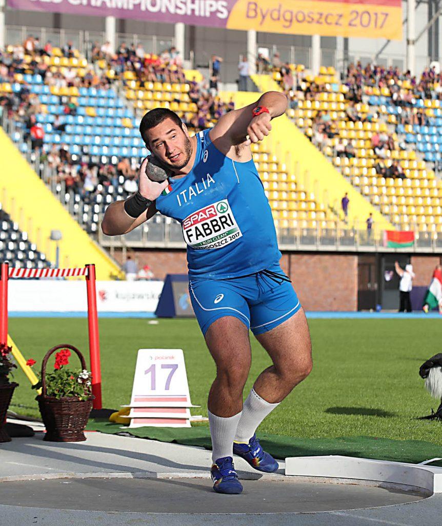 Mondiali Doha: uno sfortunatatissimo Leonardo Fabbri perde la finale del peso