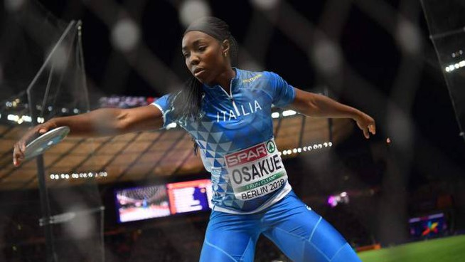 Mondiali Doha: Daisy Osakue non centra la finale