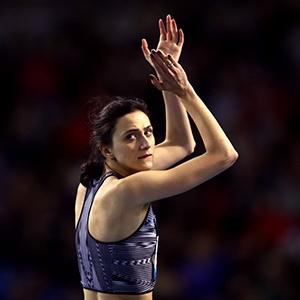 Mariya Lasitskene ancora contro la federazione russa a causa dell'ipotesi di un' esclusione olimpica da Tokyo 2020